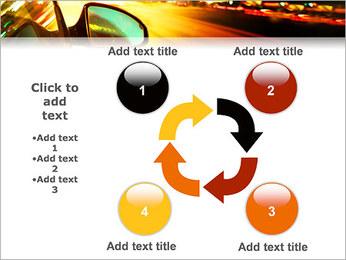 City Drive Modèles des présentations  PowerPoint - Diapositives 14