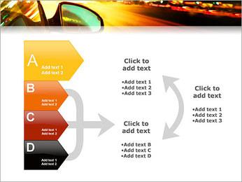 City Drive Modèles des présentations  PowerPoint - Diapositives 16