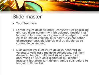 City Drive Modèles des présentations  PowerPoint - Diapositives 2