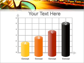 City Drive Modèles des présentations  PowerPoint - Diapositives 21