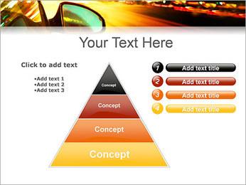 City Drive Modèles des présentations  PowerPoint - Diapositives 22