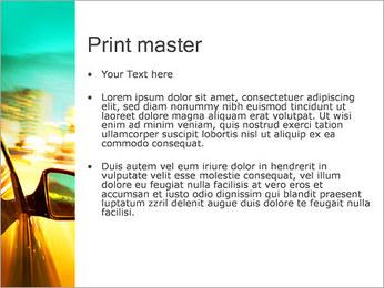 City Drive Modèles des présentations  PowerPoint - Diapositives 24