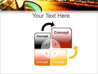 City Drive Modèles des présentations  PowerPoint - Diapositives 5
