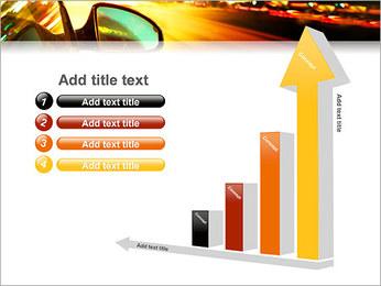 City Drive Modèles des présentations  PowerPoint - Diapositives 6