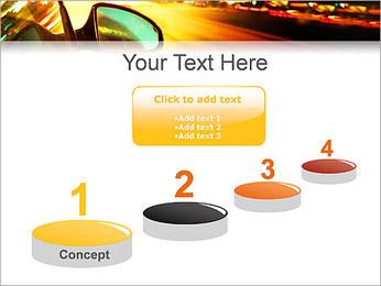 City Drive Modèles des présentations  PowerPoint - Diapositives 7