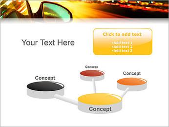 City Drive Modèles des présentations  PowerPoint - Diapositives 9