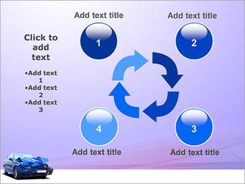 Accident de voiture Modèles des présentations  PowerPoint - Diapositives 14