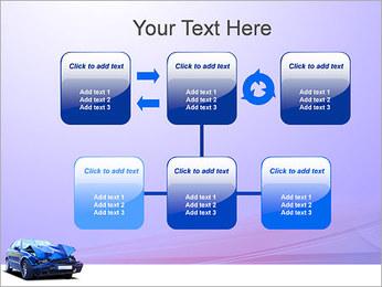 Accident de voiture Modèles des présentations  PowerPoint - Diapositives 23