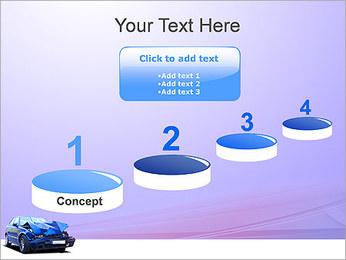 Accident de voiture Modèles des présentations  PowerPoint - Diapositives 7