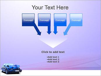 Accident de voiture Modèles des présentations  PowerPoint - Diapositives 8