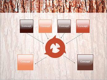 Écorce de l'arbre Modèles des présentations  PowerPoint - Diapositives 10