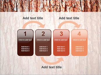 Écorce de l'arbre Modèles des présentations  PowerPoint - Diapositives 11