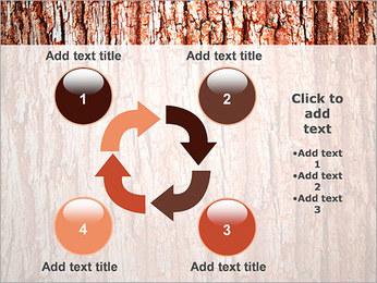 Écorce de l'arbre Modèles des présentations  PowerPoint - Diapositives 14