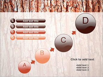 Écorce de l'arbre Modèles des présentations  PowerPoint - Diapositives 15