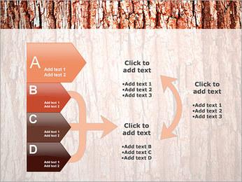 Écorce de l'arbre Modèles des présentations  PowerPoint - Diapositives 16