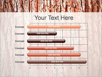 Écorce de l'arbre Modèles des présentations  PowerPoint - Diapositives 17