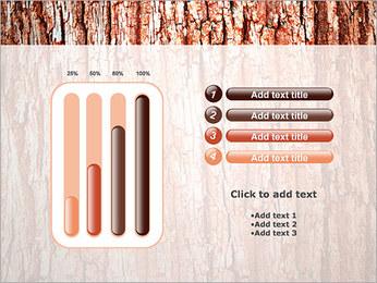 Écorce de l'arbre Modèles des présentations  PowerPoint - Diapositives 18
