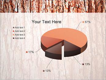 Écorce de l'arbre Modèles des présentations  PowerPoint - Diapositives 19