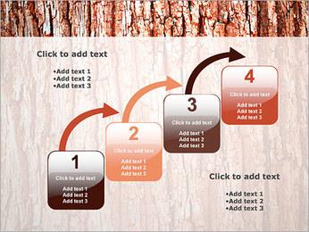 Écorce de l'arbre Modèles des présentations  PowerPoint - Diapositives 20