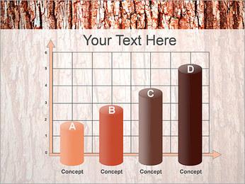 Écorce de l'arbre Modèles des présentations  PowerPoint - Diapositives 21