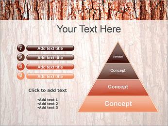 Écorce de l'arbre Modèles des présentations  PowerPoint - Diapositives 22