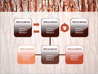 Écorce de l'arbre Modèles des présentations  PowerPoint - Diapositives 23