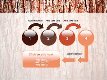 Écorce de l'arbre Modèles des présentations  PowerPoint - Diapositives 4