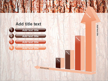 Écorce de l'arbre Modèles des présentations  PowerPoint - Diapositives 6