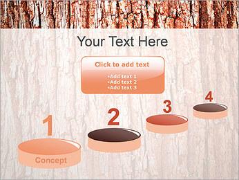 Écorce de l'arbre Modèles des présentations  PowerPoint - Diapositives 7