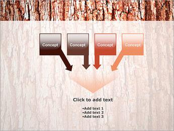 Écorce de l'arbre Modèles des présentations  PowerPoint - Diapositives 8