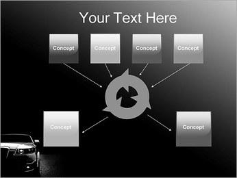 Car cher Modèles des présentations  PowerPoint - Diapositives 10