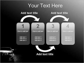 Car cher Modèles des présentations  PowerPoint - Diapositives 11