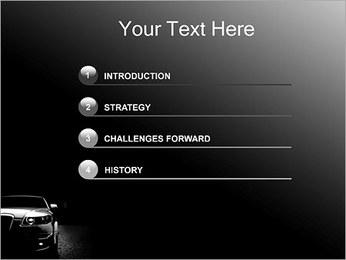 Car cher Modèles des présentations  PowerPoint - Diapositives 3