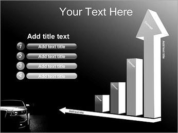 Car cher Modèles des présentations  PowerPoint - Diapositives 6