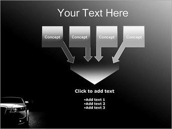 Car cher Modèles des présentations  PowerPoint - Diapositives 8