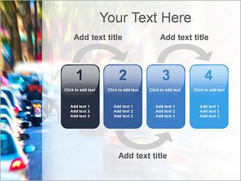 Traffic Jam Modèles des présentations  PowerPoint - Diapositives 11