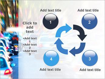 Traffic Jam Modèles des présentations  PowerPoint - Diapositives 14
