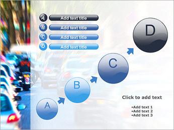 Traffic Jam Modèles des présentations  PowerPoint - Diapositives 15