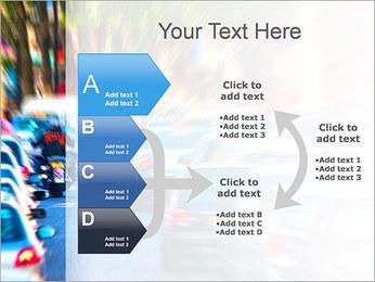 Traffic Jam Modèles des présentations  PowerPoint - Diapositives 16