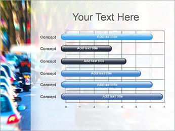 Traffic Jam Modèles des présentations  PowerPoint - Diapositives 17