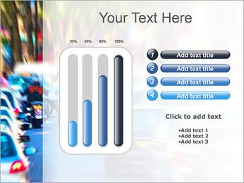 Traffic Jam Modèles des présentations  PowerPoint - Diapositives 18