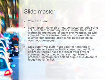 Traffic Jam Modèles des présentations  PowerPoint - Diapositives 2