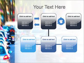 Traffic Jam Modèles des présentations  PowerPoint - Diapositives 23