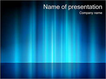 Popular Abstraction PowerPoint Template