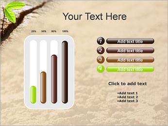 Plante verte Modèles des présentations  PowerPoint - Diapositives 18