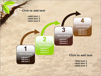 Plante verte Modèles des présentations  PowerPoint - Diapositives 20