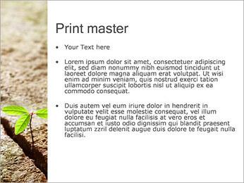 Plante verte Modèles des présentations  PowerPoint - Diapositives 24