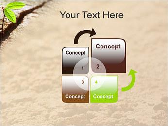 Plante verte Modèles des présentations  PowerPoint - Diapositives 5