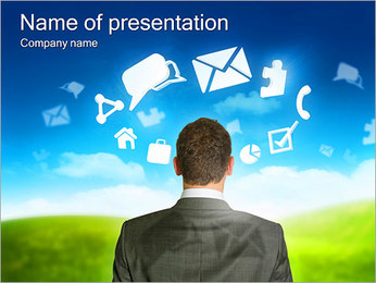 Project Planning PowerPoint Template - Slide 1