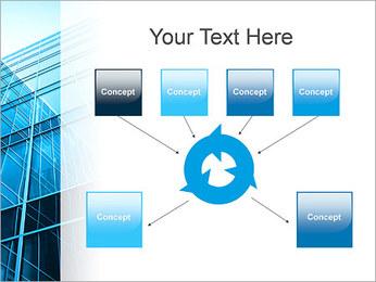 Gratte-ciel Modèles des présentations  PowerPoint - Diapositives 10